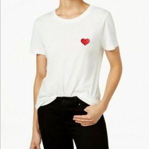 Carbon Copy Cotton Light Soft T-Shirt Top Women's